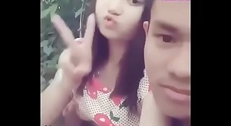 cute cherry pussy (Myanmar Couple)