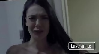Brother Takes Advantage of the Naughty Sister - FREE Sister Videos at LustFam.us